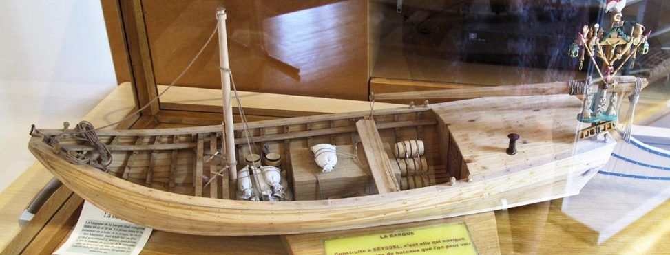 Barque du Rhône