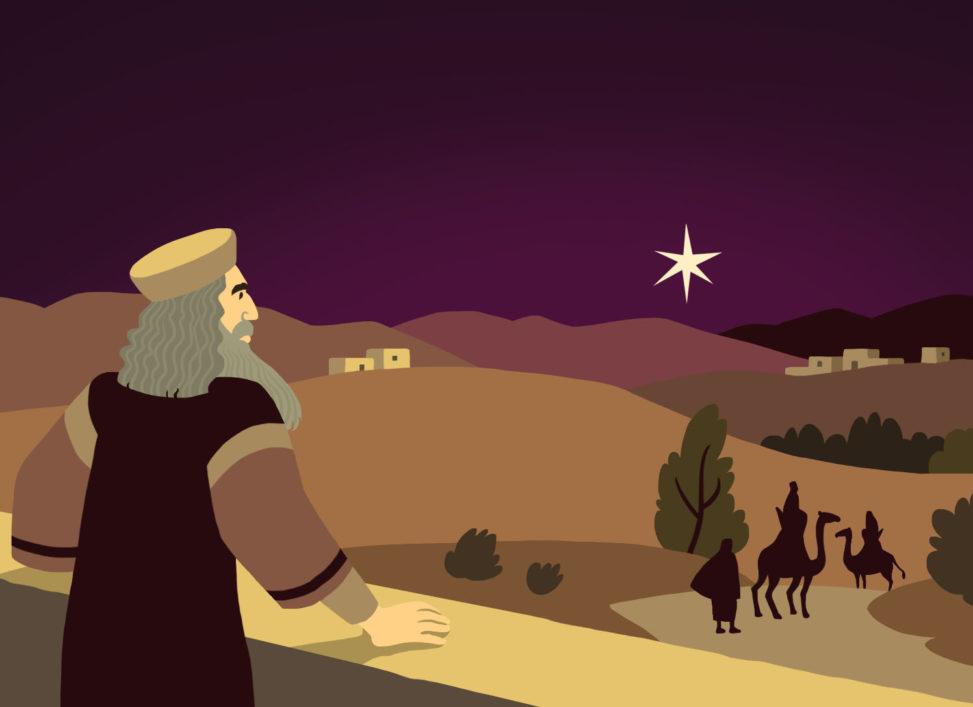 Prions en église_illustrations bibliques_Chion
